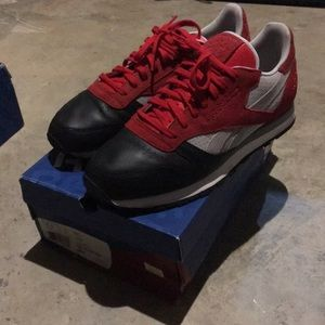 Reebok Stash x Classic Leather sz 10.5 worn 1-3x